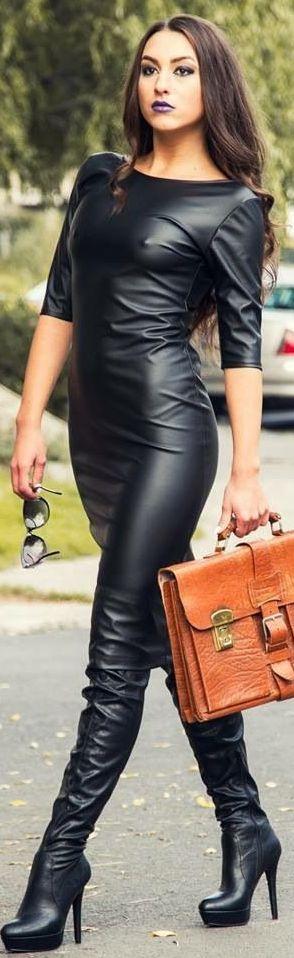 www.dressmean.com Genuine leather fashion store.
