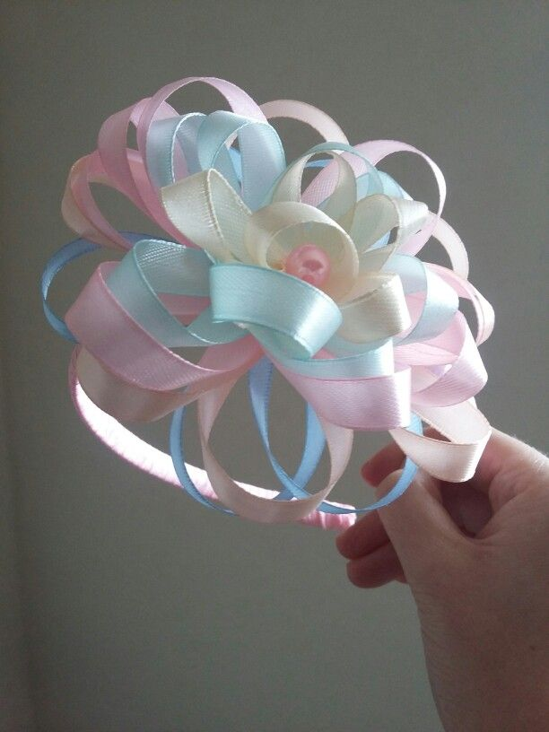 Hairband made by 'Fascynatory Natalii'