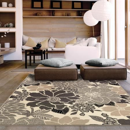 Orian Paulette Woven Fleece Area Rug, Ivory   Walmart.com · Ivory Living  RoomIvory ...