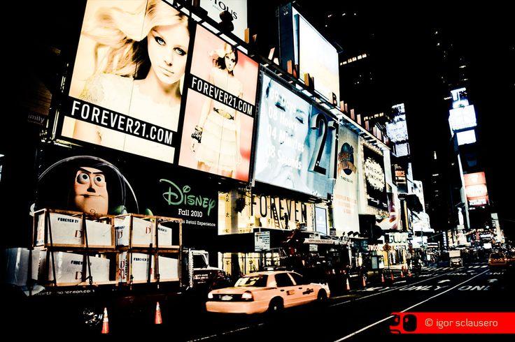 buzz  © Igor Sclausero #manhattan #newyork