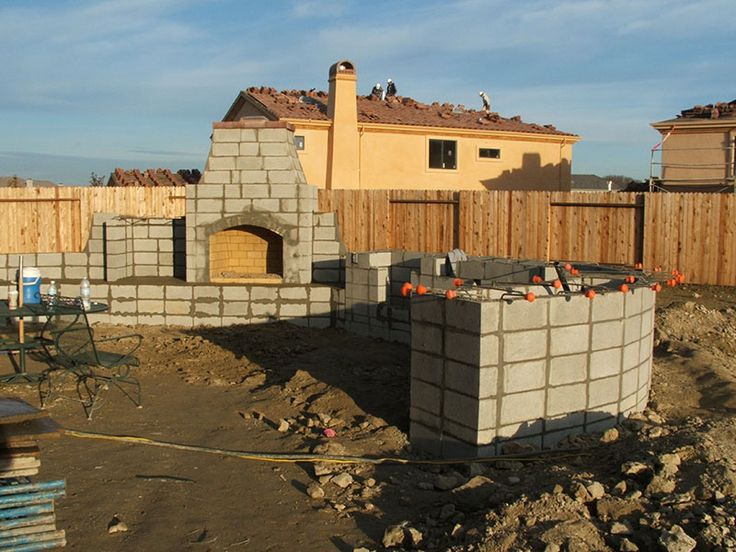 Full Custom Masonry Construction