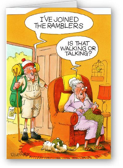 Bit of both maybe?!  //wrinklies - Ramblers
