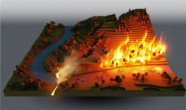 Peter Molyneux's 22cans pitching Populousesque project on Kickstarter, calls it 'Godus'