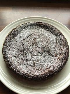 Mutakakku / chocolate cake
