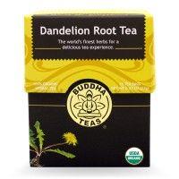 Dandelion Root Tea – A rich earthy tea from the root of dandelions
