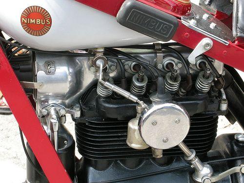 Nimbus Motorcycle Engine