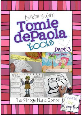 an analysis of tomie depaola written by him Jack, written and illustrated by tomie tomie depaola: then closed on friday, december 20, 2013, at colby-sawyer college in new london, nh.