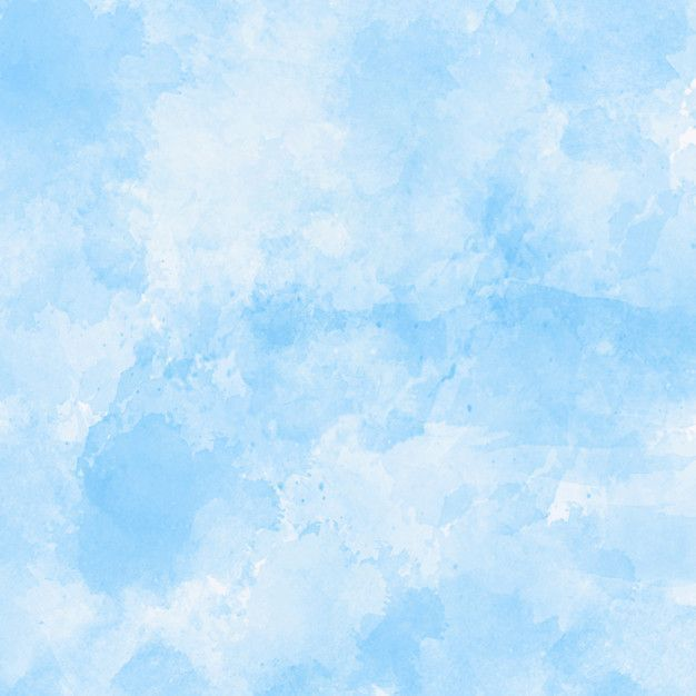 Blauer Aquarell Beschaffenheits Hintergrund Texture Background