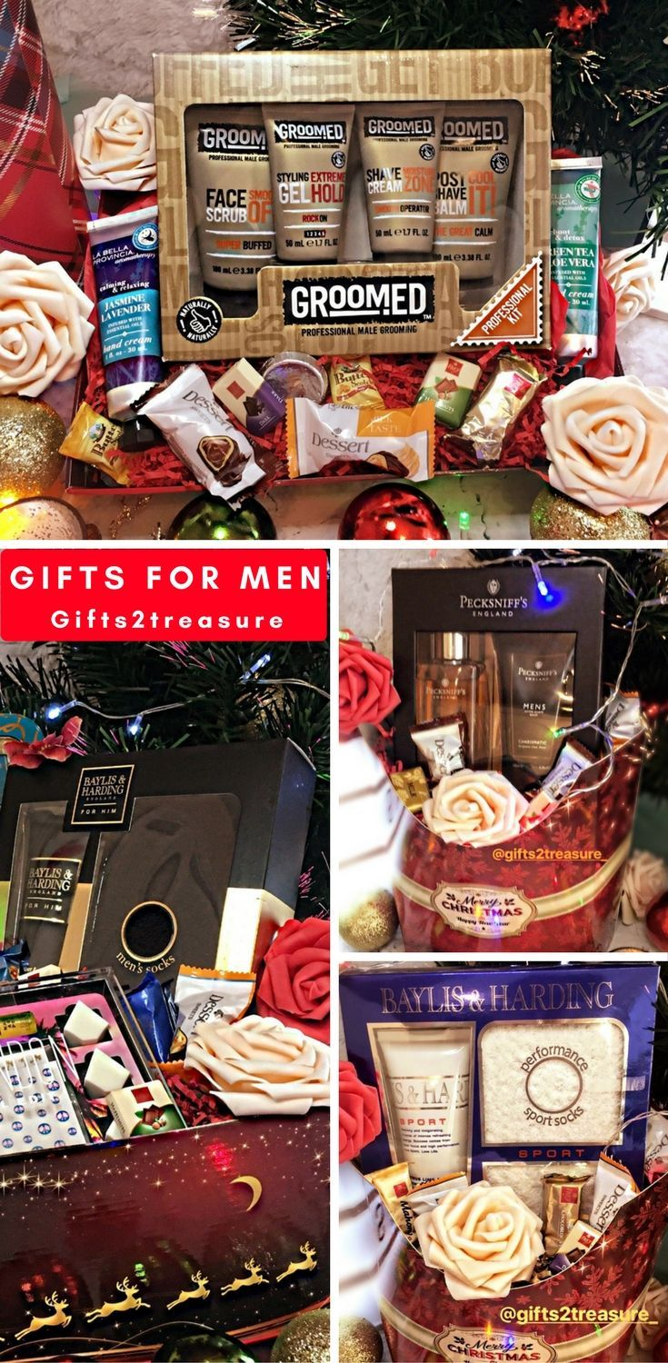Hampers & gift boxes ideas for him. Treat the special men in your life with a bespoke gift | Gifts for Men | Pinterest | Gifts, Gift hampers and Hamper
