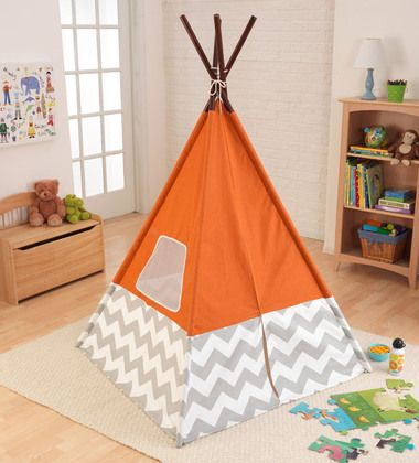 All 4 Kids offers colourful Kids Teepee Tent online in Australia.