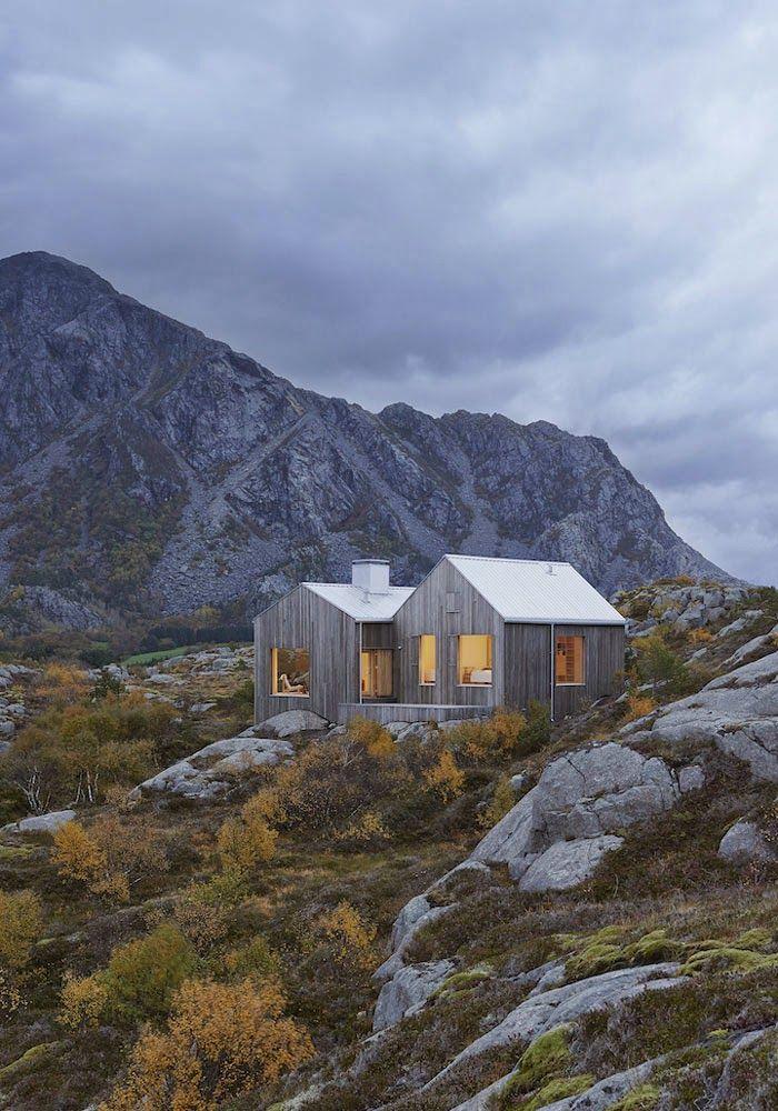 Vega Cottage, Norway | Kolman Boye Architects | Adding on ...