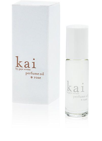 We Adore: The Kai Rose Perfume Oil from Kai at Barneys New York