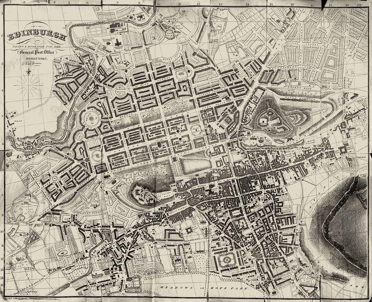 Edinburgh 1830