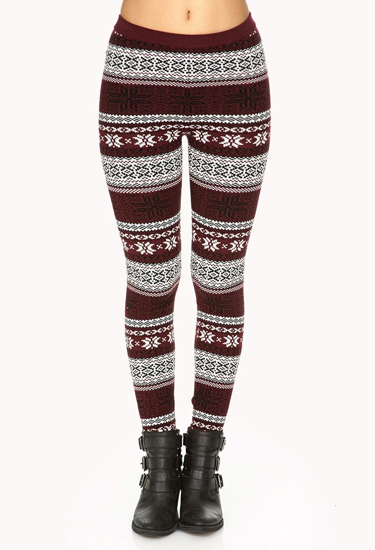 42 best Sweater Leggings images on Pinterest | Tights, Leggings ...
