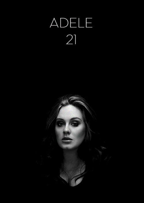 1000 Ideas About Adele 21 Album On Pinterest Adele 21