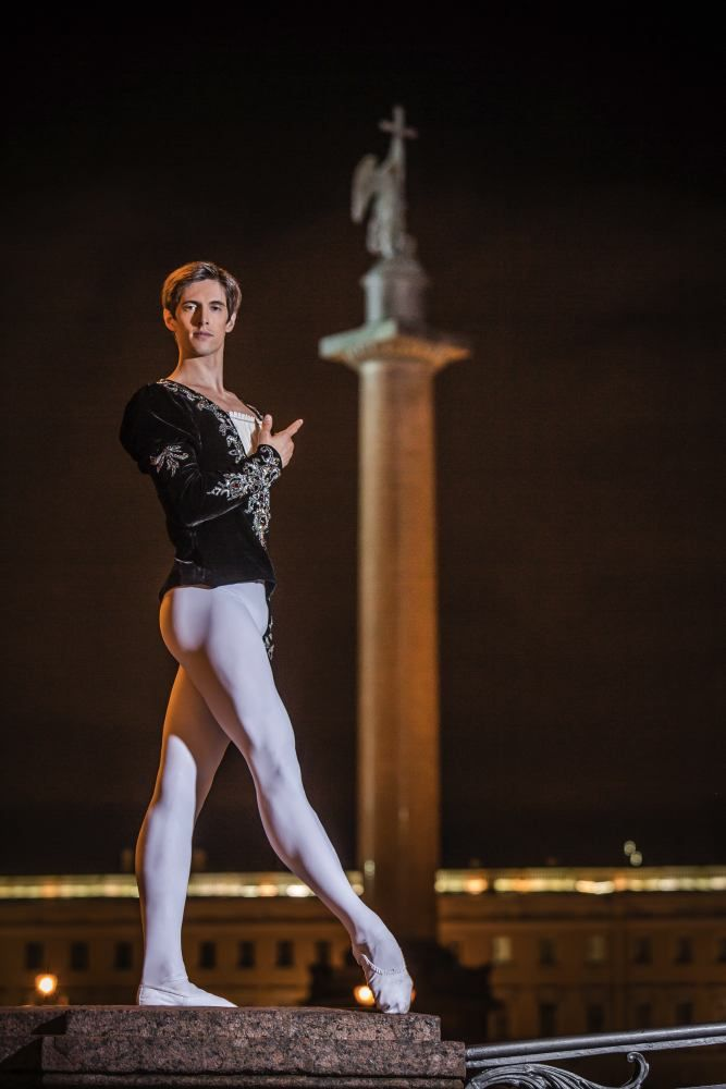 Xander Parish on life with the Mariinsky Ballet