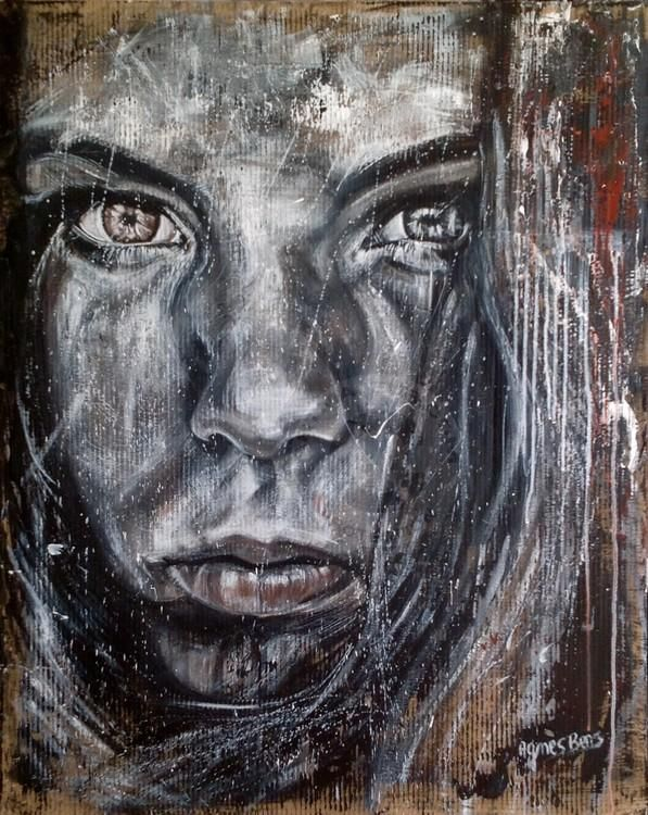 By Agnes Bens  #gallery #artist #art