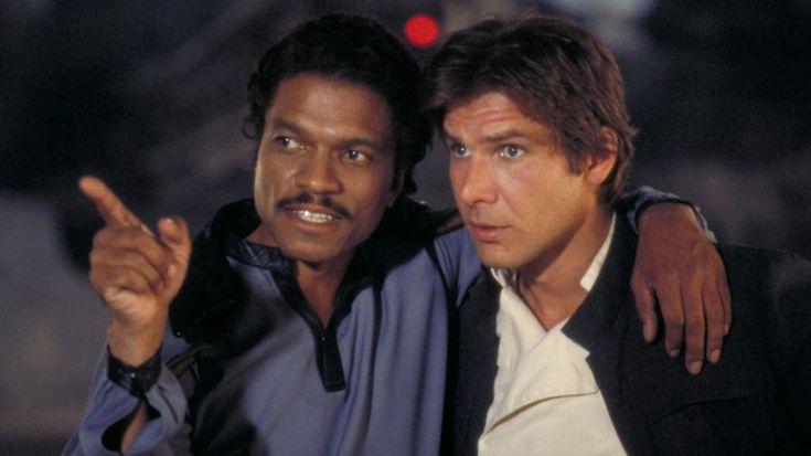 """Star Wars - Billy Dee Williams: """"Lasciate in pace Lando"""""""