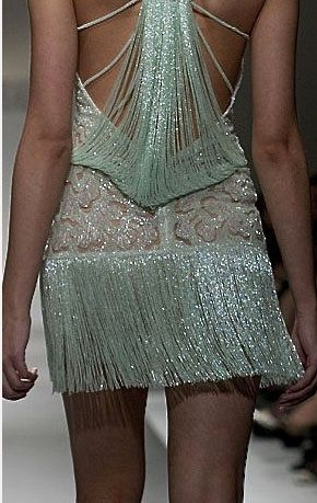 20s Flapper style trend 2014. More inspiration at: http://www.valenciamindfulnessretreat.org