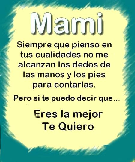Happy Birthday Quotes In Spanish For Mom: 53 Best Día De La Madre Images On Pinterest