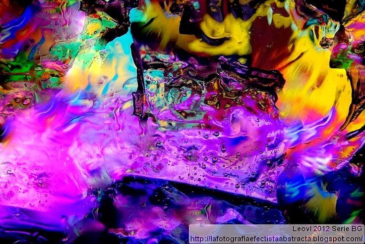 La Fotografía Efectista Abstracta. Fotos Abstractas. Abstract Photos.: Foto Abstracta 2852 A la deriva psicodélica - Drifting psychedelic
