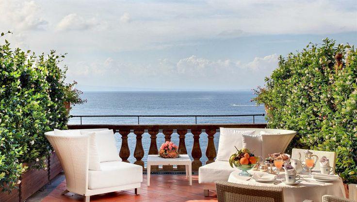 Grand Hotel Excelsior Vittoria in Sorrento - VacationIdea.com