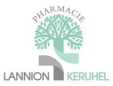 Logo pharmacie Lannion Ker Uhel