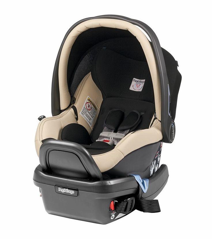 Peg-Perego Primo Viaggio 4-35 Infant Car Seat - Paloma Leather