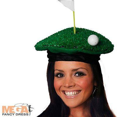 Plus fours golf fancy dress