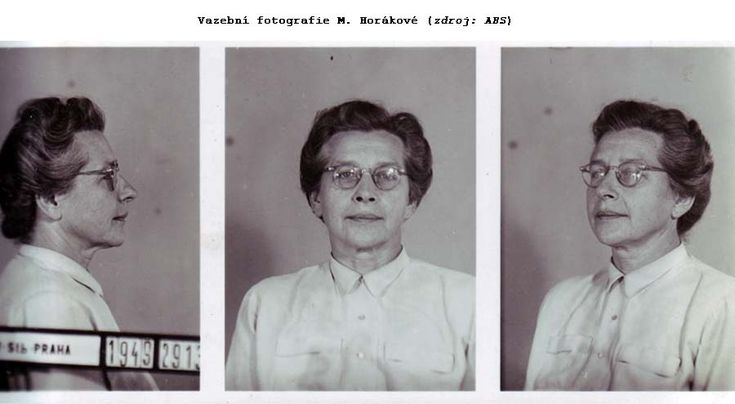 Meet Milada Horakova - the only woman executed for political reasons in Communist Czechoslovakia during the Cold War.