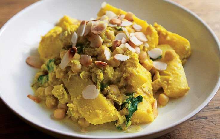 Riverford Organics' parsnip and leek korma. Follow link for full recipe from appetite, North East England's dedicated food & drink publication.