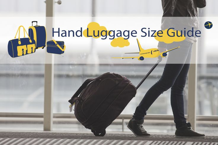 Take a look at our new hand luggage cheat sheet - a sortable table helping you to find your space and carry on limitations by airline, size and weight.