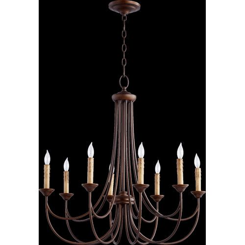 Found It At Wayfair   Brooks 8 Light Candle Chandelier