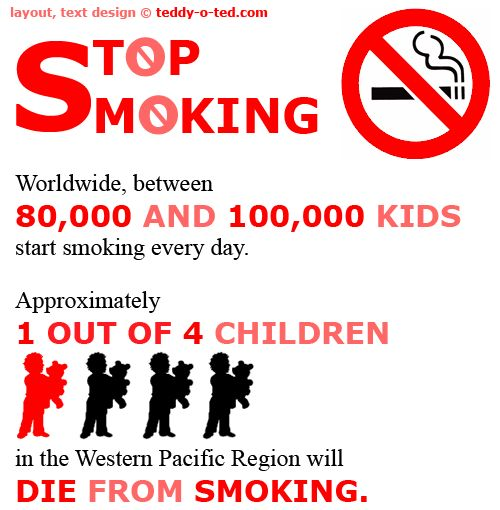 Anti smoking campaign essay