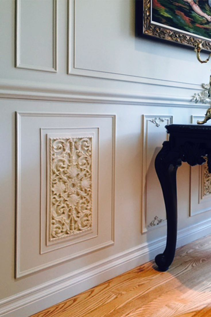 You Ve Decorated Your Living Room With Wainscoting Chair