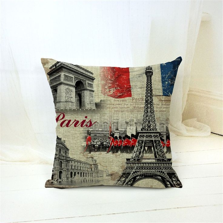 This cushion cover will surely provide a warm, welcoming feeling to your daily life. Printed with a special London design, the case is sure to add flavor, texture and depth to your living space. Finis