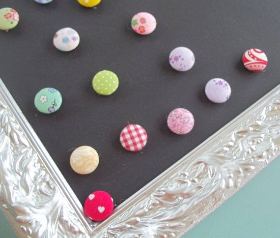 button push pins how to make
