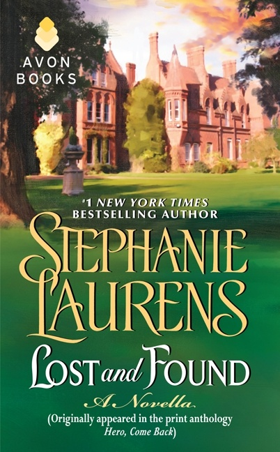 Lost and Found by Stephanie Laurens