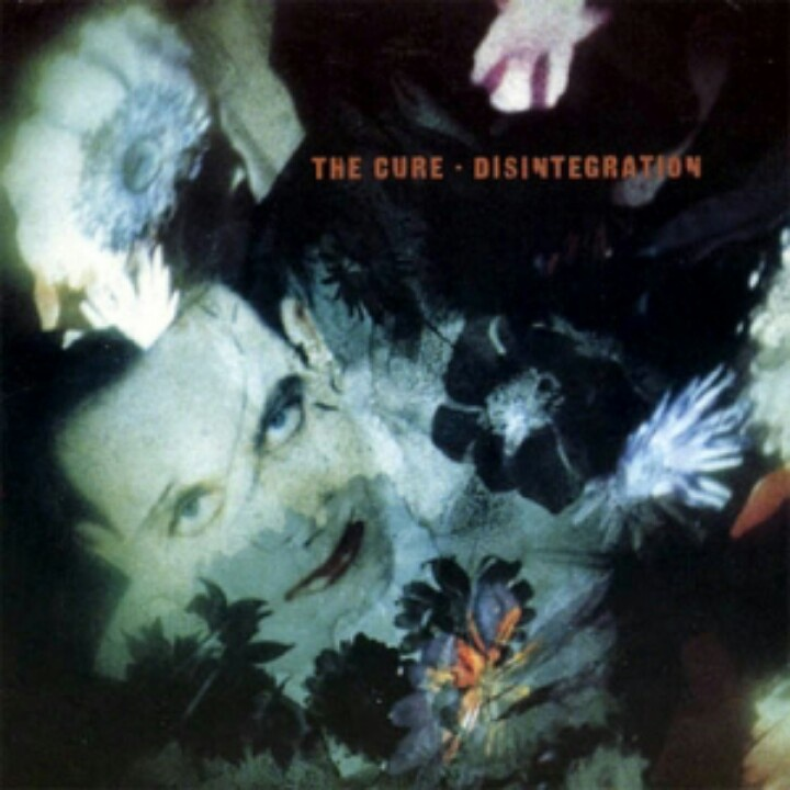 The Cure, Disintegration, 1989 (cd)