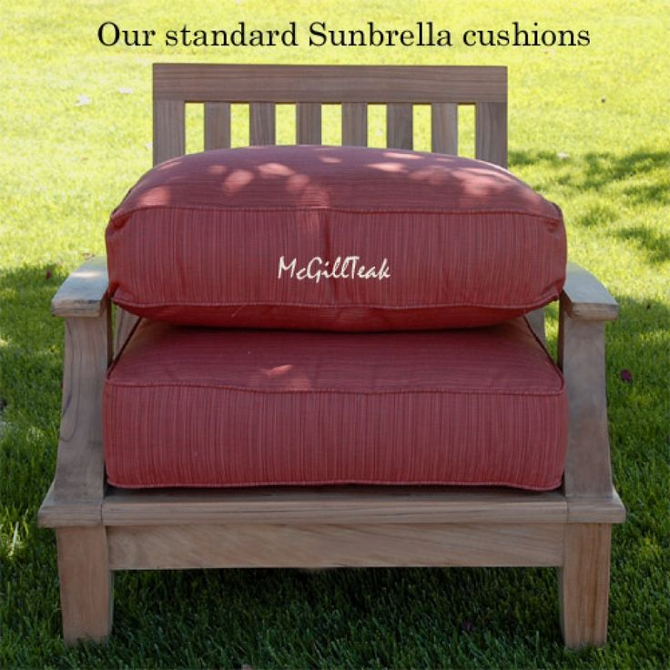 LIVING ROOM replacement cushions for sofas and cabana lounge chair and  ottoman Outdoor Deep Seating CushionsBest 25  Sunbrella replacement cushions ideas on Pinterest  . Outdoor Cushions For Lounge Chairs. Home Design Ideas