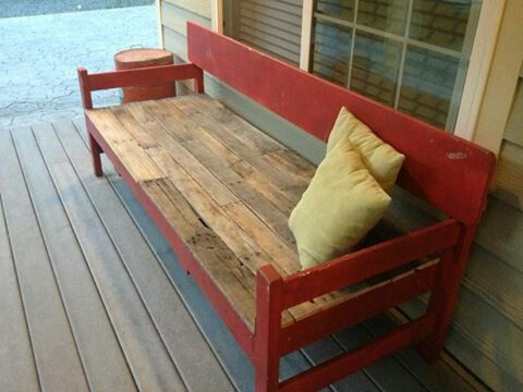 NEED a couple of these for our front porch!!