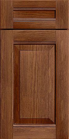 Merillat Masterpiece Cabinetry-Laredo Oak Rye With Onyx Glaze from waybuild