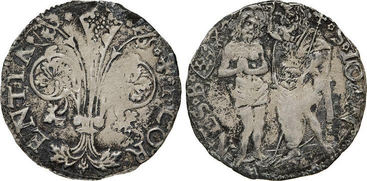 NumisBids: Numismatica Varesi s.a.s. Auction 65, Lot 316 : FIRENZE - REPUBBLICA (Sec. XIII-1532) Barile, simbolo Francesco di...