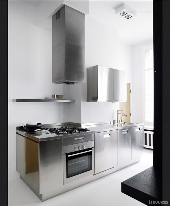 15 Contemporary Kitchen Designs With Stainless Steel: 56 Best Images About Stainless Steel Appliances On