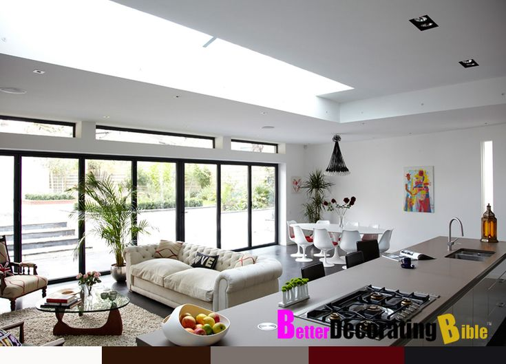 how to create a open concept multi purpose room living room dining room and kitchen my - Kitchen To Living Room Designs