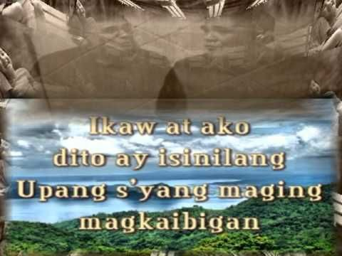 """MAGKAIBIGAN""  Composed by Raul Ramos Lantican  SAMUEL Production 2011"