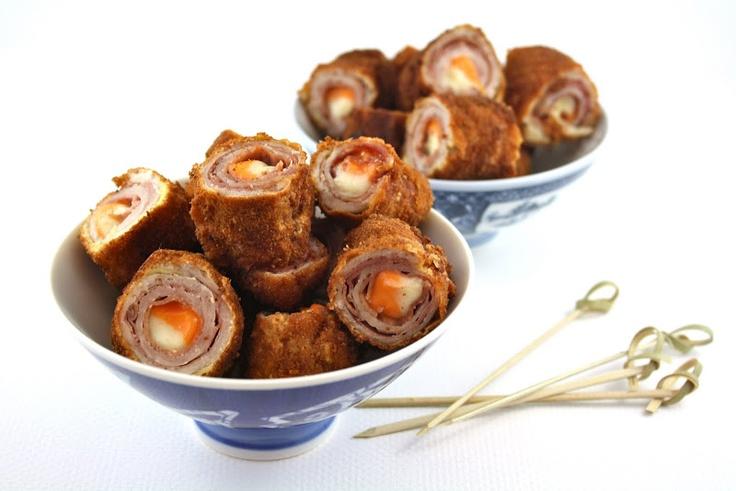 Pork Rolls-Flamenquines