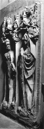 Irmgart von Handschuhsheim und Hans VIII. von Hirschhorn 1496 / 1513, Hirschhorn