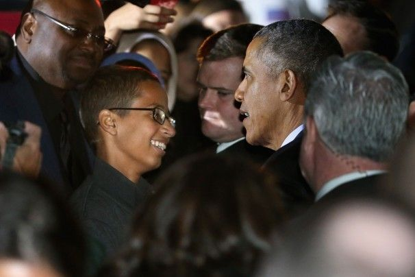 """I told you so.  The 'Clockboy"""" Ahmed Mohamed and his family will move to Qatar - The Washington Post says.  Who didn't see this coming?  I predict America will be hearing from the Clockboy in the future, and it will not be in a good way."""