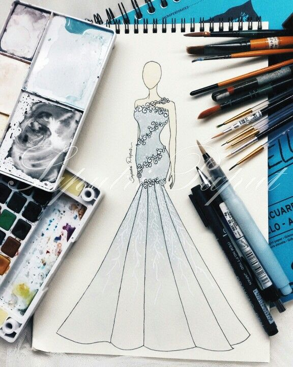 Wintee wedding gown  #fashion #fashiondiaries #fashionblog #fashionweek #fashionillustration #fashionillustrator #fashionista #fashiondrawing #fashiondraw #fashionlook #lookbook #look #instafashion #shirt #casual #blue #outfit #instafashion #vscocam #vsco #art #fashiondesign